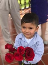 Andy, my nephew